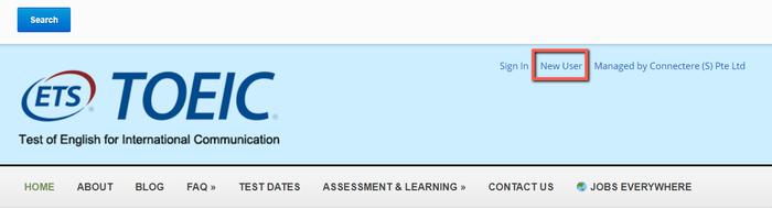 「TOEIC Speaking(スピーキング)」テスト受験までの手順