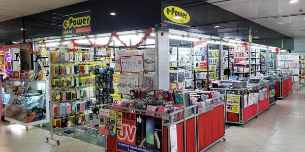 「Sim Lim Square」(シンリン・スクエア)全体の雰囲気やメジャーなお店の情報