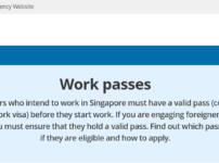 【就労ビザ】シンガポールのEP/SP/DP(LOC)取得の最新情報と厳しい現実