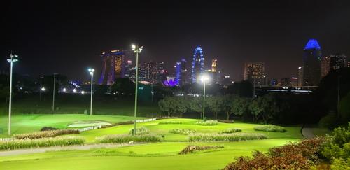 【ゴルフ】シンガポールで打ちっぱなしなら「Marina Bay Golf Driving Range」