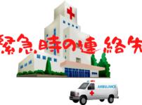 【緊急時の連絡先】シンガポールの警察・消防・救急車・大使館への連絡先
